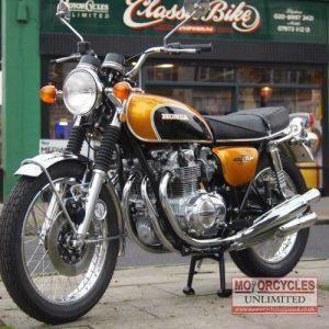 1972 Honda CB500 4 For Sale (1)