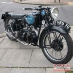 1936 Douglas Aero 500cc For Sale (1)