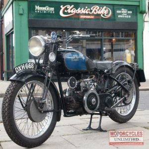 1937 Douglas Aero 600cc For Sale (1)