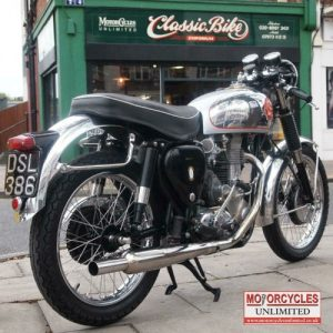 1955 BSA Gold Star 350 For Sale (1)
