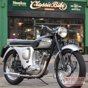 1960 Triumph T20 Tiger Cub For Sale (1)