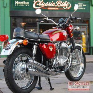 1969 Honda CB750 Sandcast For Sale (11)