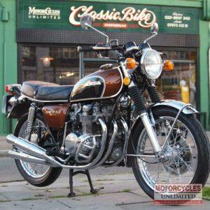 1974 Honda CB500 Four K1 For Sale (1)