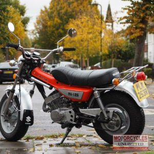 1976 Suzuki RV125 For Sale (12)