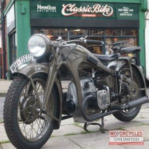 1936 Zundapp K500 For Sale (1)