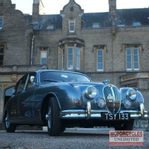1961 Jaguar MK2 MKII 3.4 Classic For Sale (1)