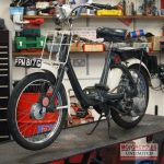 1968 Honda P50 Classic Moped For Sale (10)