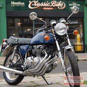 1977 Honda CB 400 Four For Sale (1)