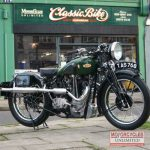 1936 BSA Q21 Blue Star For Sale (1)