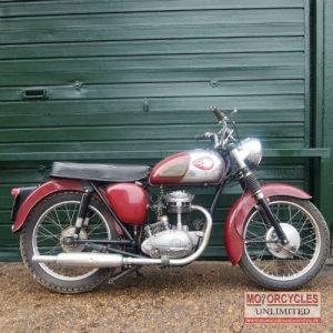 1962 BSA C15 Classic Bike For Sale (4)