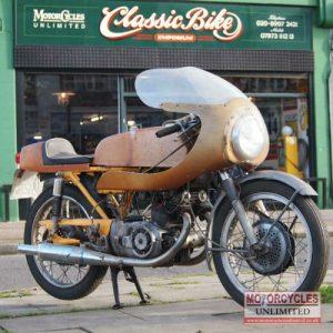 1965 Honda CB77 305cc Cafe Racer For Sale (1)
