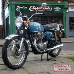 1971 Honda CB450 Classic Honda For Sale (1)