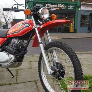 1979 Honda XL250S Trailbike For Sale (11)