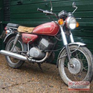 1980 Yamaha RS200 Garage Find For Sale (12)