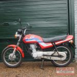 1993 Honda CG125 BR K For Sale (1)