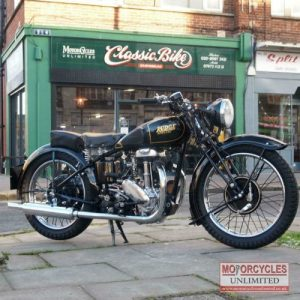 1937 Rudge Special 500 For Sale (1)