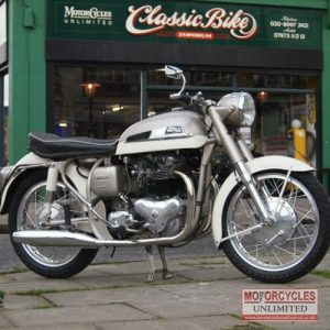1962 Norton Dominator 99 For Sale (1)