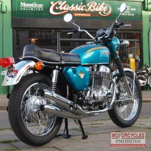 1969 Honda CB750 K0 For Sale (1)