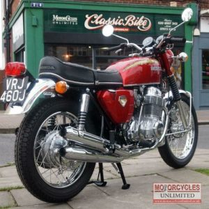 1971 Honda CB750 K0 Classic For Sale (1)