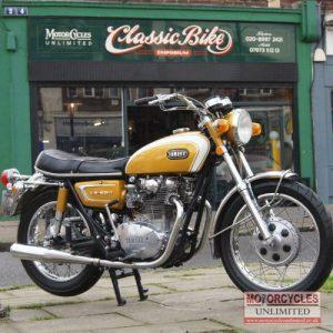 1971 Yamaha 650 XS1 For Sale (2)