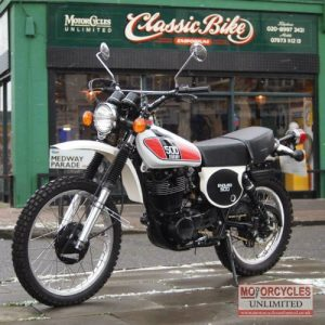 1977 Yamaha XT500 Classic Enduro For Sale (11)