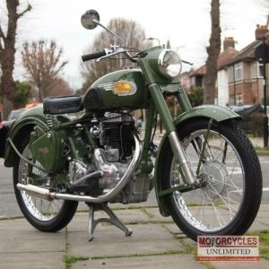 1954 Royal Enfield Clipper 250 For Sale (1)