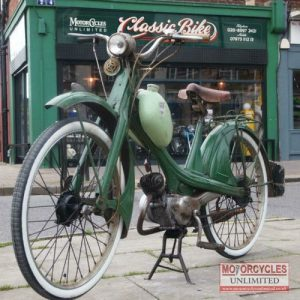 1957 NSU Quickly For Sale (1)