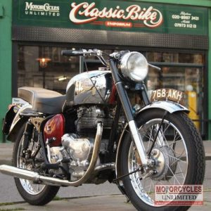 1959 Royal Enfield Constellation For Sale (5)