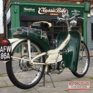 1963 Raleigh Runabout RM6 For Sale (1)
