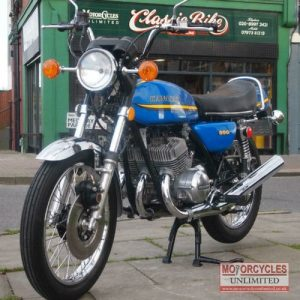 1972 Kawasaki 350 S2A For Sale (2)