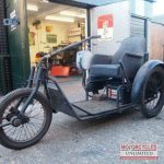 1939 Harding Electric Trike For Sale (1)