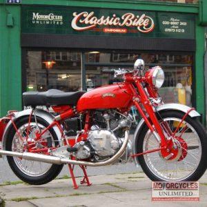 1951 Vincent Comet 500 For Sale (1)