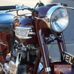 1959 Triumph 5TA SpeedTwin For Sale (1)