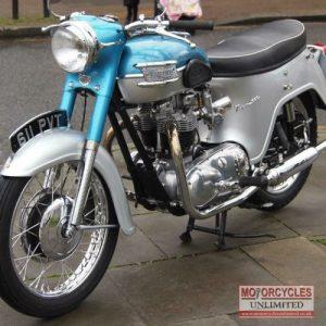 1961 Triumph T110 For Sale (9)
