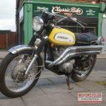 1970 Kawasaki Samurai Project For Sale (1)