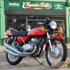 1972 Kawasaki S2 Triple For Sale (4)