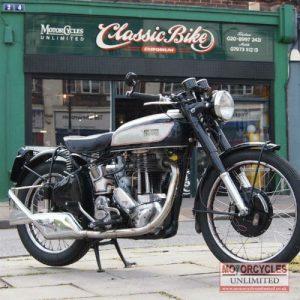 1948 Norton ES2 500 For Sale (9)