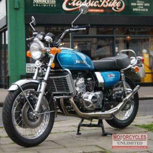 1976 Suzuki GT750A For Sale (1)