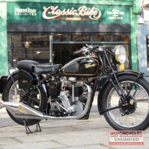 1939 Velocette 350 KTS KSS For Sale (3)