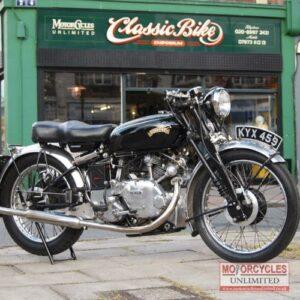 1950 Vincent Comet 500 For Sale (1)