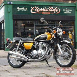 1972 Honda CB500 K0 For Sale (2)