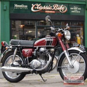 1973 Honda CB250 K4 For Sale (9)