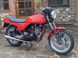 1986 Moto Morini 350 For Sale (11)
