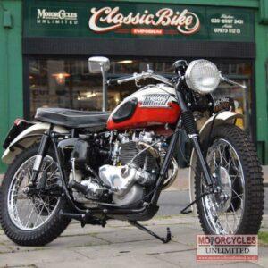 1958 Triumph TR6C Trophy For Sale (1)