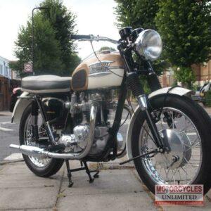 1963 Triumph T120 For Sale (3)