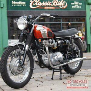 1969 Triumph T120R For Sale (11)