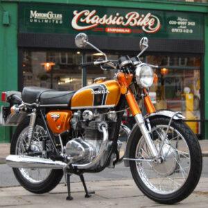 1971 Honda CB350 K4 For Sale (9)