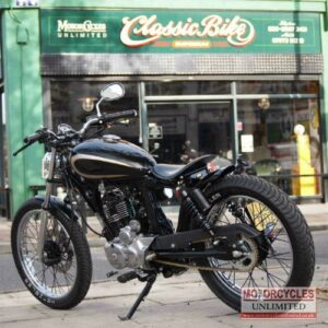 2008 Honda CG125 For Sale (1)