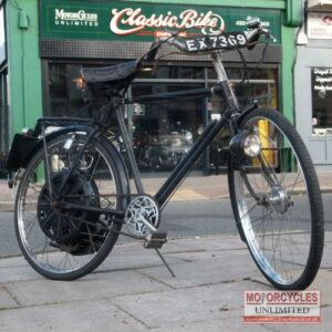 1950 Raleigh Cyclemaster For Sale (7)
