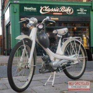 1961 NSU Quickly N Model For Sale (2)